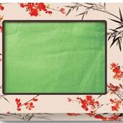 Коробка-сундучок Сакура 340х270х75 фото