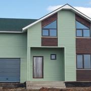 Дома деревянные финские до 100 кв.м. фото