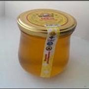 Цветочный мед Стеклянная банка ТВ-450 0,5л фото