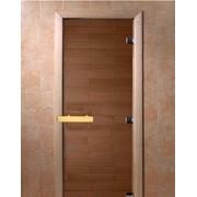 Стеклянные двери для бань и саун DOORWOOD фото