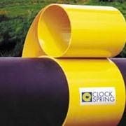 Манжеты Clock Spring для ремонта нефтегазовых трубопроводов фото