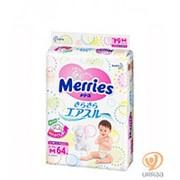 Подгузники Merries M (6-11 кг) 64 шт. фото