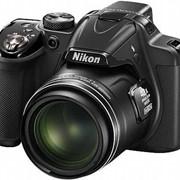 Компьютерная литература Nikon Coolpix P530 Black фото