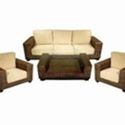Мебель из ротанга фото