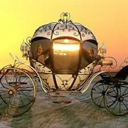 Аренда кареты в Алматы фото