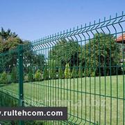 Забор металлический. Еврозабор. Panou gard. Eurogard in Moldova. Gard zincat фото