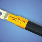 Термоусадочные маркеры для кабеля и провода фото