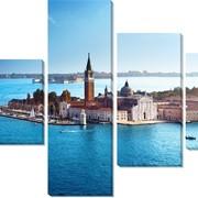Модульная картина Италия. Венеция, Неизвестен фото