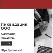 Ликвидация ООО за 1 день под ключ в Харькове. фото