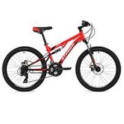 Велосипед Stinger DISCOVERY D 24 красный фото