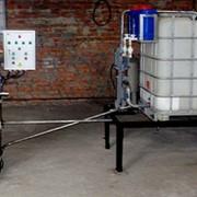 Установка приготовления эмульсий битумных УПЭ-02 фото
