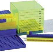 Кубический дециметр с разделением на мелкие объемы фото