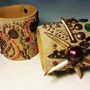 Пошив изделий из кожи (сумки, ремни, аксессуары) фото