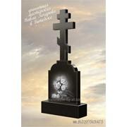 Памятники и кресты из гранита, Изготовление памятников в Витебске «GRANMASTER.BY» фото
