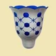 Лампада №5М (синяя). Арт.Ст.766 фото