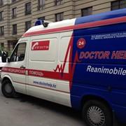Дежурство скорой помощи на массовых мероприятиях Алматы фото