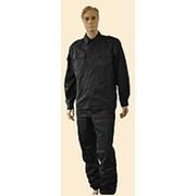 Костюм Склон (модель Спецназ) RipStop черный фото