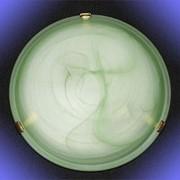 Светильник Duna/Dec10 белый/золото, d300, 2*Е27 фото