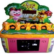 Автоматы игровые Catch Cat колотушка (у) фото