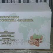 Бланшированная миндальная мука для макарони La Piedra Redonda, коробка 10 кг фото