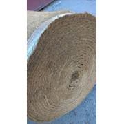 Кокосовая койра латексированная в рулонах 800, 1000, 1200 гр/м2 фото