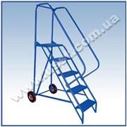 Лестницы передвижные USTL-2 фото