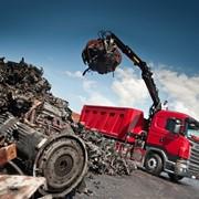 Прием металлолома, Покупаем металлический лом весом от 500 кг фото