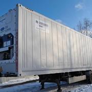 РЕФ контейнеры фото