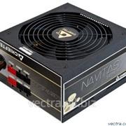 Блок питания Chieftec RETAIL Navitas GPM-1000C,14 cm fan,24+8+8,3xPeripheral,10xSATA,4xPCIe,modular фото