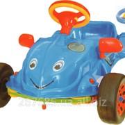 Автомобиль педальный «Хэрби» фото