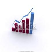 Анализ рынка товаров и услуг фото
