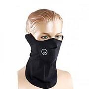 Защитная маска с отверстиями для дыхания фото