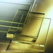 Стекло рентгенозащитное фото