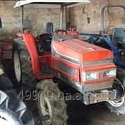 Японский трактор Yanmar FX335 фото