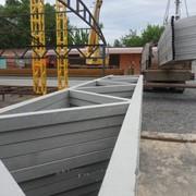 Металлоконструкции для сборки складских зданий и сооружений фото