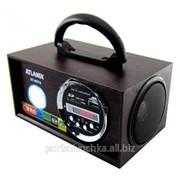 Портативная акустика ATLANFA AT-8976 USB, CardReader, Радио фото