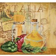 Схема частичной вышивки бисером Итальянский натюрморт фото