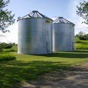 Зернохранилища фермерские Sioux Steel фото