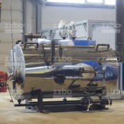 Газовый парогенератор ПГ-1000 в блок-контейнере фото