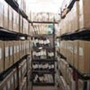 Архивные услуги фото