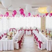 Свадебное оформление зала фото