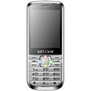 Телефон Мобильный Keneksi S2 Silver фото