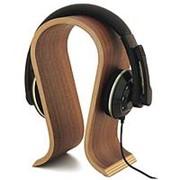 Деревянная подставка для наушников Woodstand 1 фото