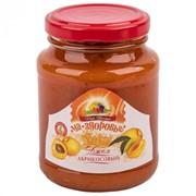 """Джем """"На здоровье"""" абрикосовый 310г фото"""