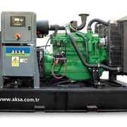 Стационарный дизель-генератор AKSA AJD-44 фото