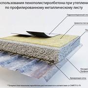 Раствор полистиролбетона Д-400 фото