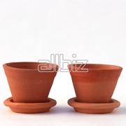 Керамические горшки, горшки для цветов керамические фото