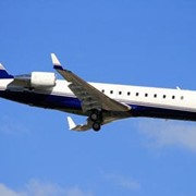 Самолет Challenger 850 фото