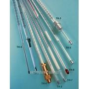 Термометр стеклянный ртутный ТЛ-3 фото