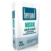 Бергауф Мозаик \ Bergauf MOSAIK клей для мозаики и прозрачной плитки (25 кг.) фото
